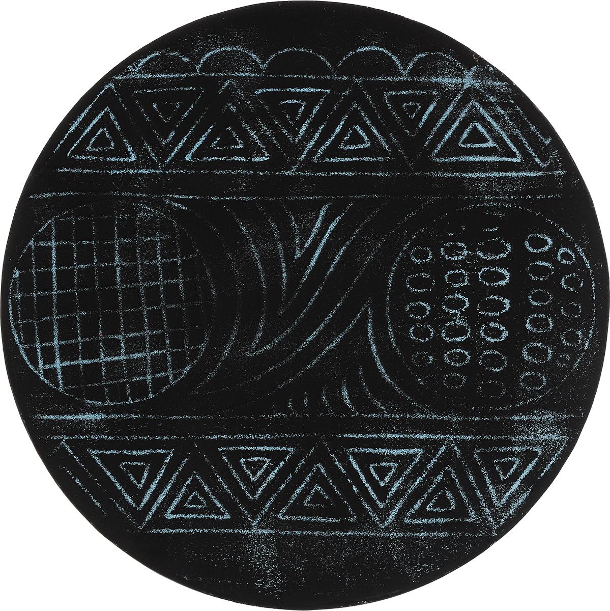 Тарелка декоративная House & Holder, диаметр 22 смPX90470Тарелка House & Holder выполнена из высококачественной керамики. Тарелка круглой формы украшена оригинальным принтом. Она сочетает в себе оригинальный дизайн с максимальной функциональностью.Диаметр тарелки: 22 см.Высота: 2,2 см.