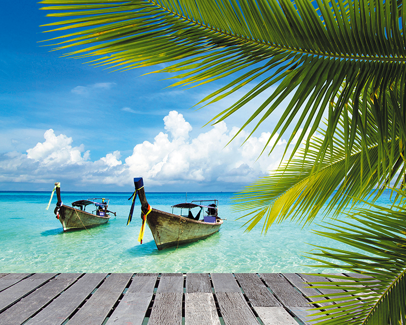 Картина Postermarket Лодки в Тайланде, 40 х 50 см. AG 40-26AG 40-26Картина Postermarket Лодки в Тайланде прекрасно подойдет для декора интерьера различных помещений. Постер представляет собойизображение морского пейзажа, выполненное в технике фотопечать.Картина для интерьера (постер) - это современное и актуальное направление в дизайне помещений. Ее можно использовать для оформлениялюбых помещений (дом, квартира, офис, бар, кафе, ресторан или гостиница).работоспособность.Правильное оформление интерьера создает благоприятный психологический климат, улучшает настроение и мотивирует. Размер картины: 400 x 500 мм.