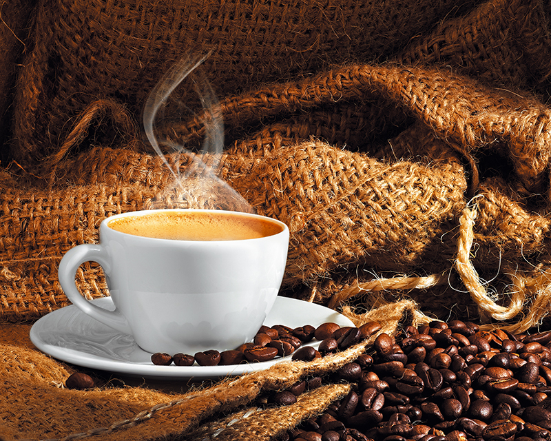 Картина Postermarket Ароматный кофе, 40 х 50 см картины сирень картина ароматный букет
