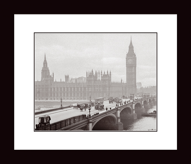 Картина Postermarket Вестминстерский мост и дворец, 33 х 40 см картины в квартиру картина sunrise 35х77 см