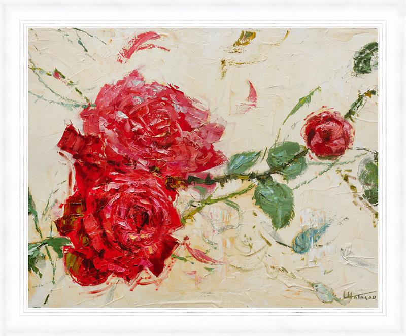 Картина Postermarket Дикие розы, 24 х 30 см. PM-2406PM-2406