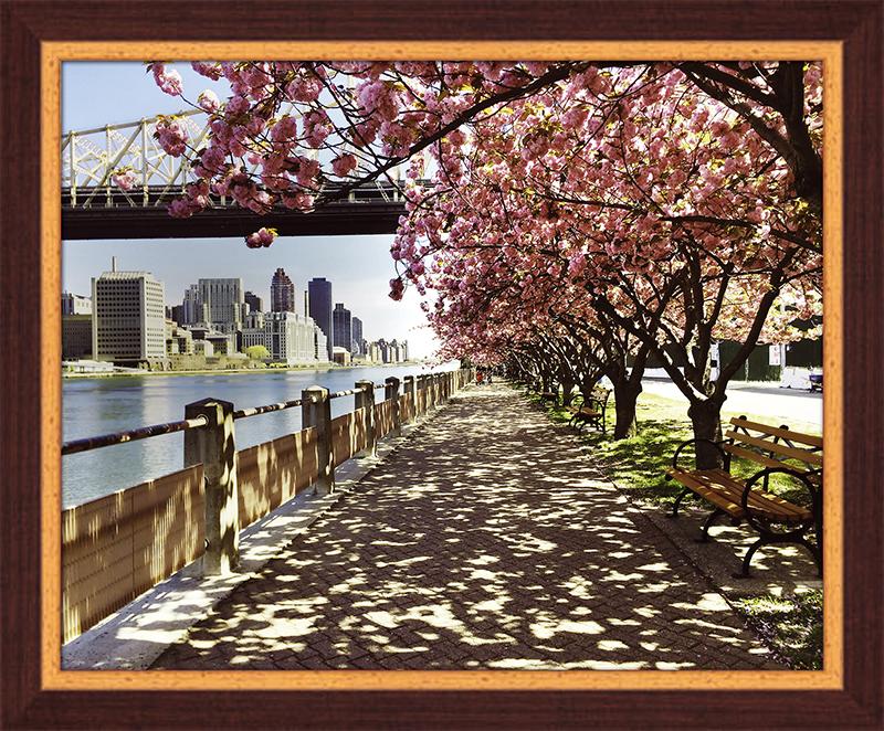 Картина Postermarket Сакура в Нью-Йорке, 40 х 50 смPM-4037Картина Postermarket Сакура в Нью-Йорке прекрасно подойдет для декора интерьера различных помещений.Постер, выполненный в технике фотопечать, оформлен багетом темно-коричневого цвета.Картина для интерьера (постер) - это современное и актуальное направление в дизайне помещений. Ее можно использовать для оформления любых помещений (дом, квартира, офис, бар, кафе, ресторан или гостиница).работоспособность.Правильное оформление интерьера создает благоприятный психологический климат, улучшает настроение и мотивирует. Размер картины: 400 x 500 мм.