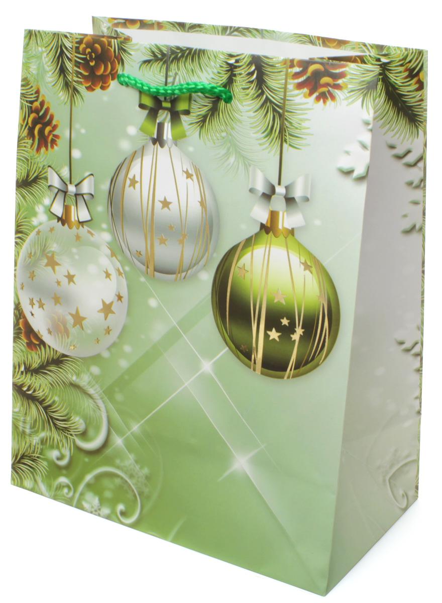 Пакет подарочный МегаМАГ Premium. Новый год, 18 х 22,7 х 10 см. 2061 MP2061 MPПодарочный пакет МегаМАГ, изготовленный из плотной ламинированной бумаги, станет незаменимым дополнением к выбранному подарку. Для удобной переноски на пакете имеются две ручки-шнурки.Подарок, преподнесенный в оригинальной упаковке, всегда будет самымэффектным и запоминающимся. Окружите близких людей вниманием и заботой, вручив презент в нарядном, праздничном оформлении.