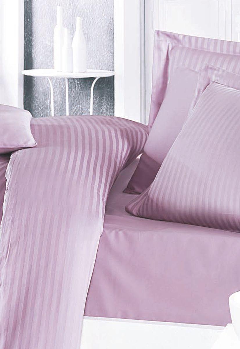 Комплект белья Clasy Stripe Satin, евро, наволочки 50х70, цвет: лиловый5237Комплект постельного белья Clasy Stripe Satin состоит из пододеяльника, простыни и четырех наволочек. Выбирая постельное белье Clasy вы будете приятно удивлены качественной выделкой ткани, красивыми и модными расцветками, а так же его отличным качеством. Все изделия упакованы в подарочные картонные коробки, к которым прилагается фирменный пакет с логотипом.