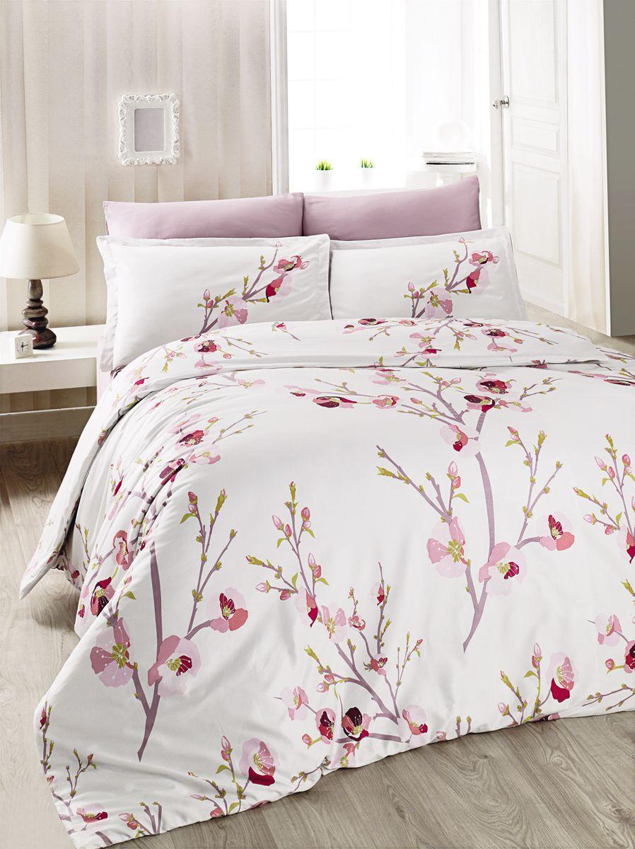 Комплект белья Clasy Pan, евро, наволочки 50х70, цвет: розовый5252Комплект постельного белья Clasy Pan изготовлен в Турции из высококачественного сатина на одной из ведущих фабрик.Выбирая постельное белье Clasy Pan вы будете приятно удивлены качественной выделкой ткани, красивыми и модными расцветками, а так же его отличным качеством. Все наволочки у комплектов Clasy Pan имеют клапан без пуговиц и молнии. Пододеяльник с пуговицами.