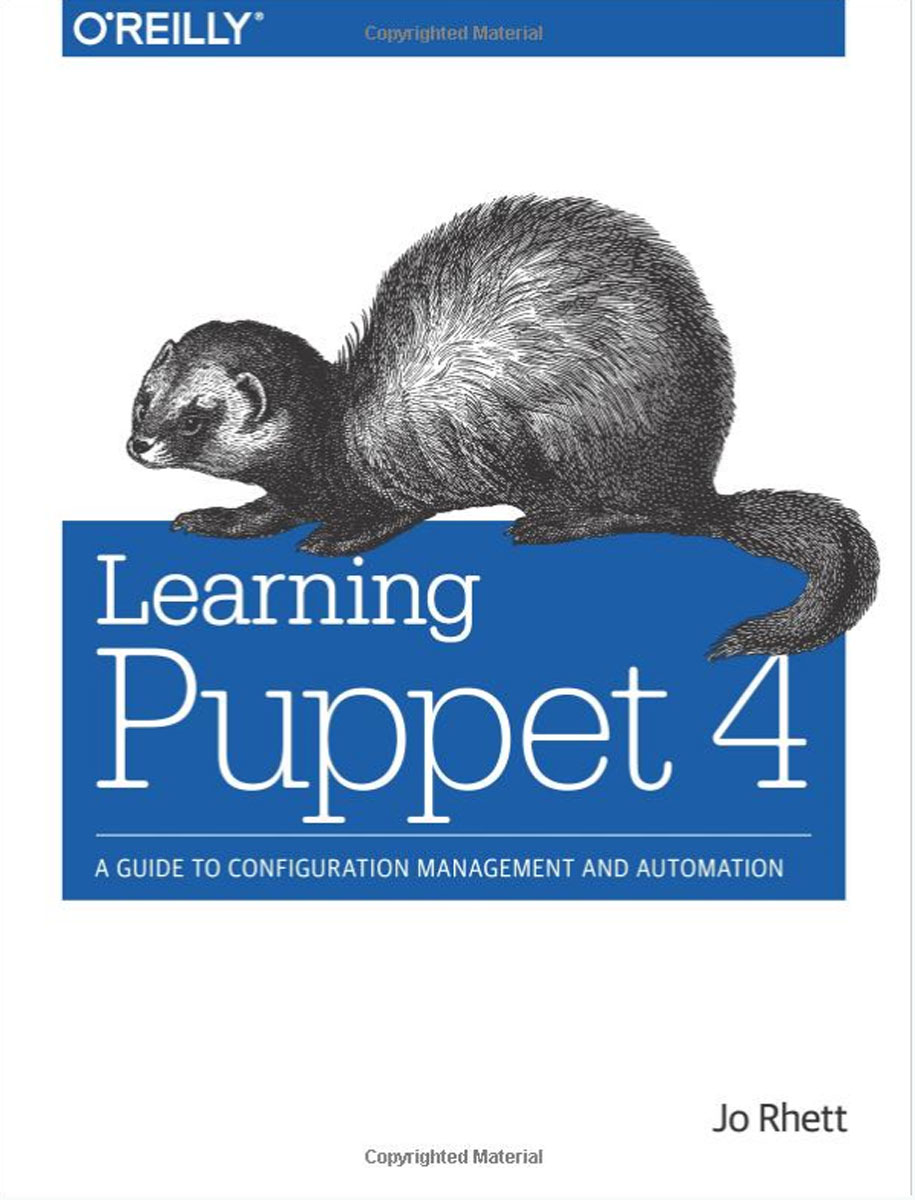 Learning Puppet 4: A Guide to Configuration Management and Automation administrator