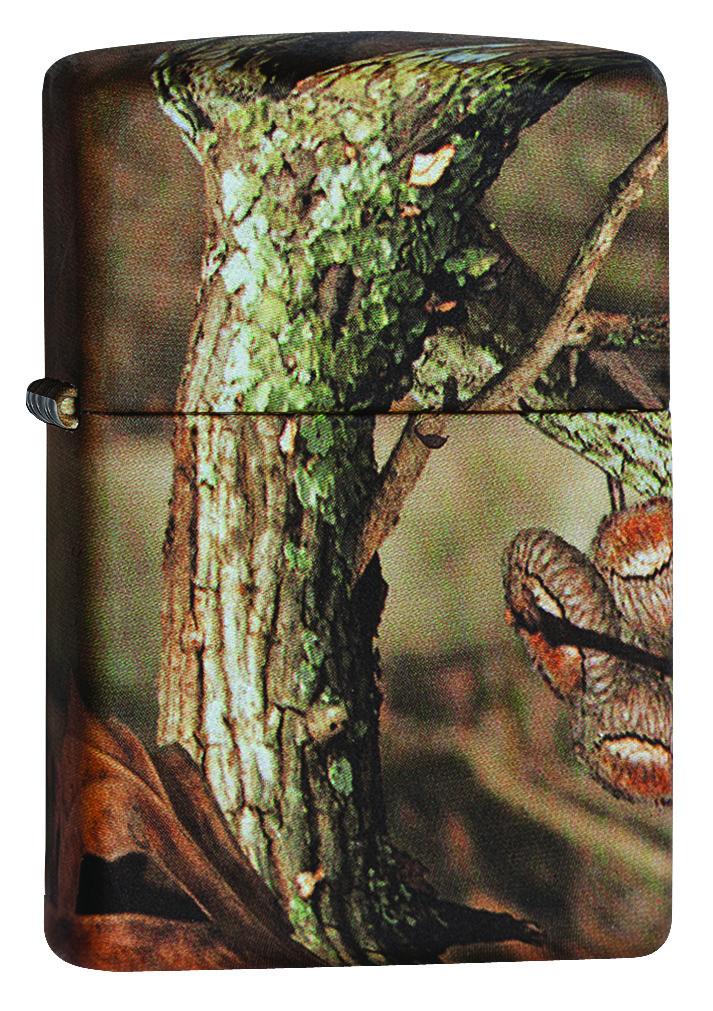 Зажигалка Zippo Mossy Oak, 3,6 х 1,2 х 5,6 см. 28738