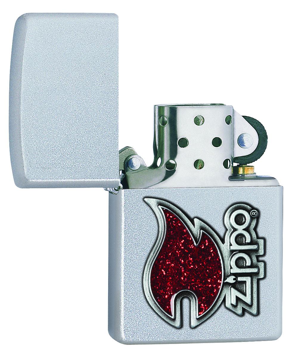 """Зажигалка Zippo """"Classic"""", 3,6 х 1,2 х 5,6 см. 28847"""