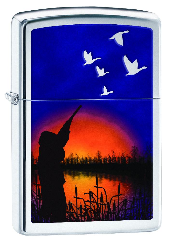 Зажигалка Zippo Classic, 3,6 х 1,2 х 5,6 см. 29076 zippo зажигалку в архангельске