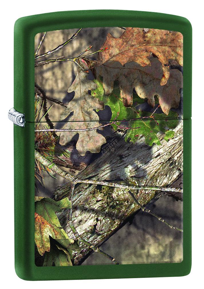 Зажигалка Zippo Mossy Oak, 3,6 х 1,2 х 5,6 см. 29129