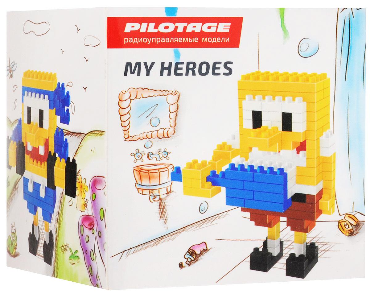 Pilotage Конструктор SpongeBob 3 в 1 авиамодель р у pilotage beaver