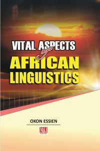 Vital Aspects of African Linguistics the linguistics of narrative