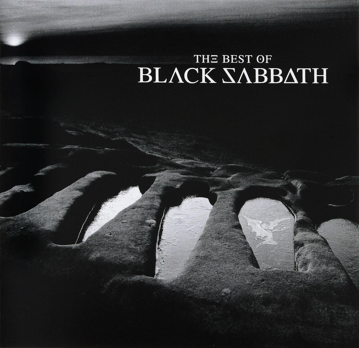 Black Sabbath Black Sabbath. The Best Of Black Sabbath (2 CD) black sabbath the end blu ray cd