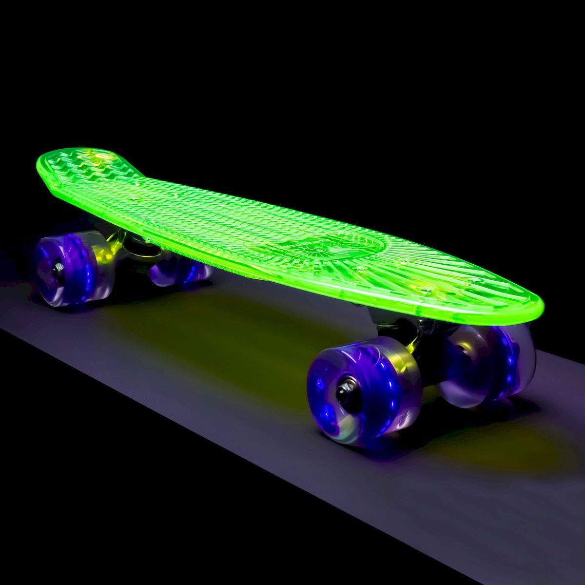 Скейтборд пластиковый Sunset Skateboards