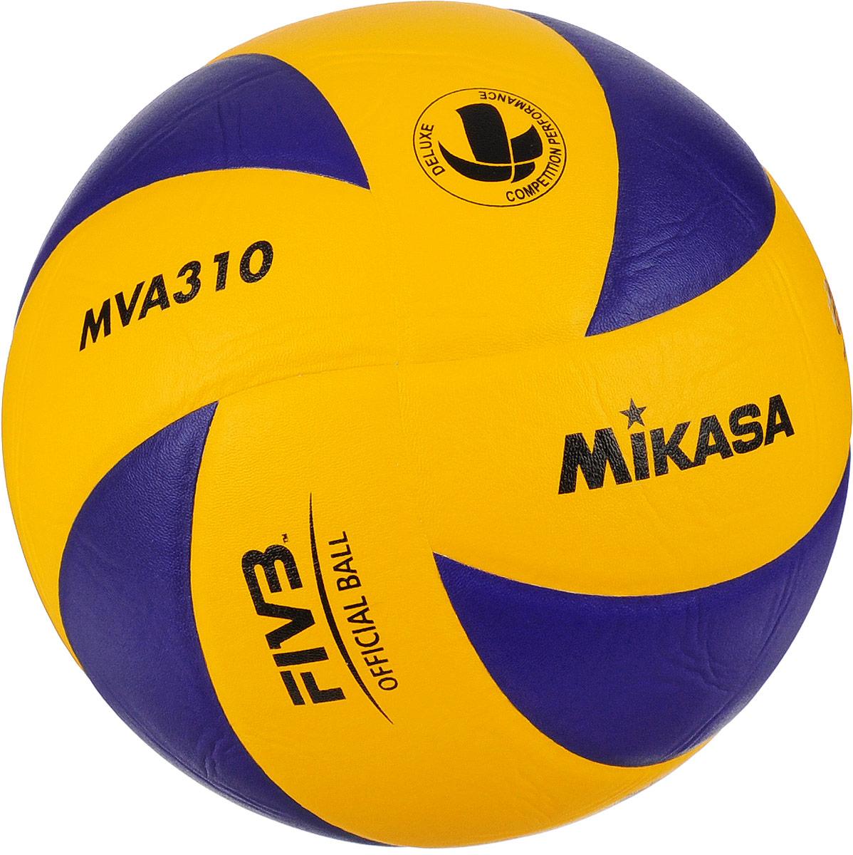 """Мяч волейбольный Mikasa """"MVA 310"""". Размер 5"""