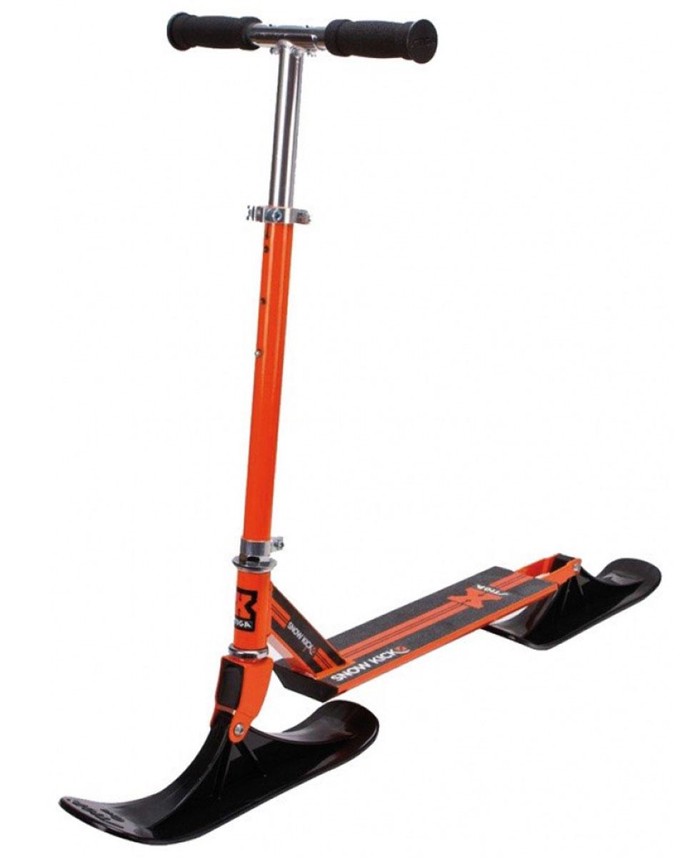 "Скутер Stiga ""Snow Kick Free"", цвет: оранжевый. 75-1121-33"