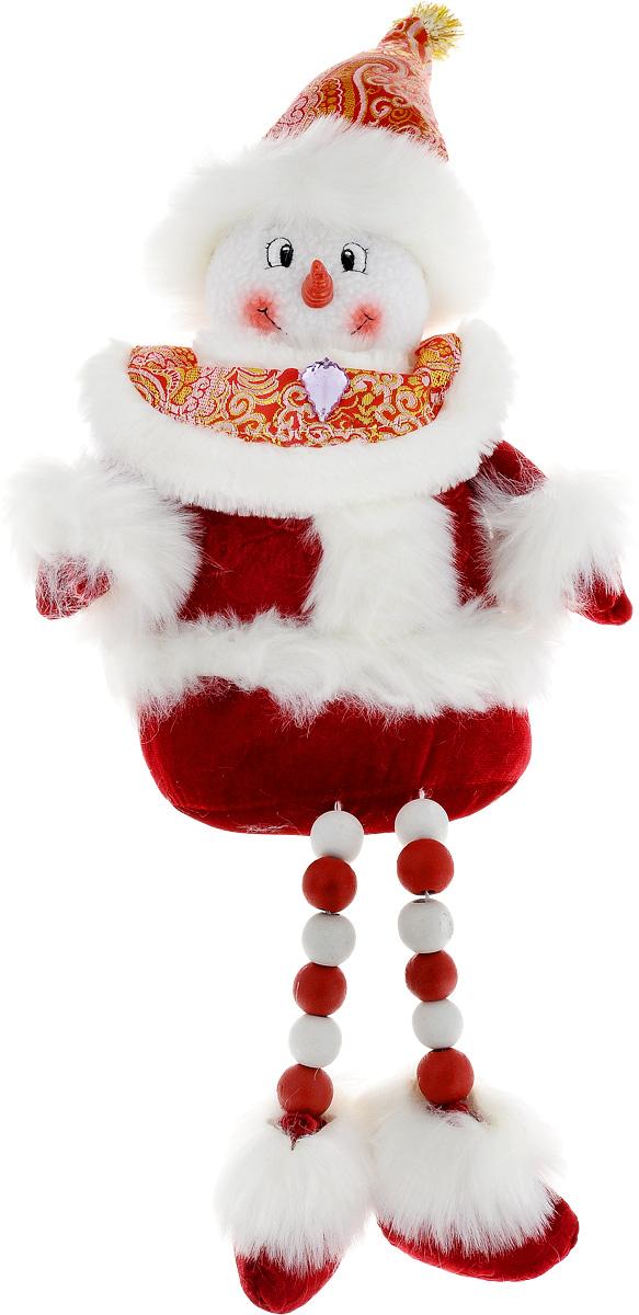 Фигурка декоративная House & Holder Дед Мороз, высота 25 см140-88822ABCФигурка декоративная House & Holder Дед Мороз, выполненная из текстиля, пластика, дерева и искусственного меха, станет оригинальным подарком для всех любителей необычных вещей.Изысканный сувенир станет прекрасным дополнением к интерьеру. Вы можете поставить фигурку в любом месте, где она будет удачно смотреться и радовать глаз.Размер: 23 х 16 х 25 см.