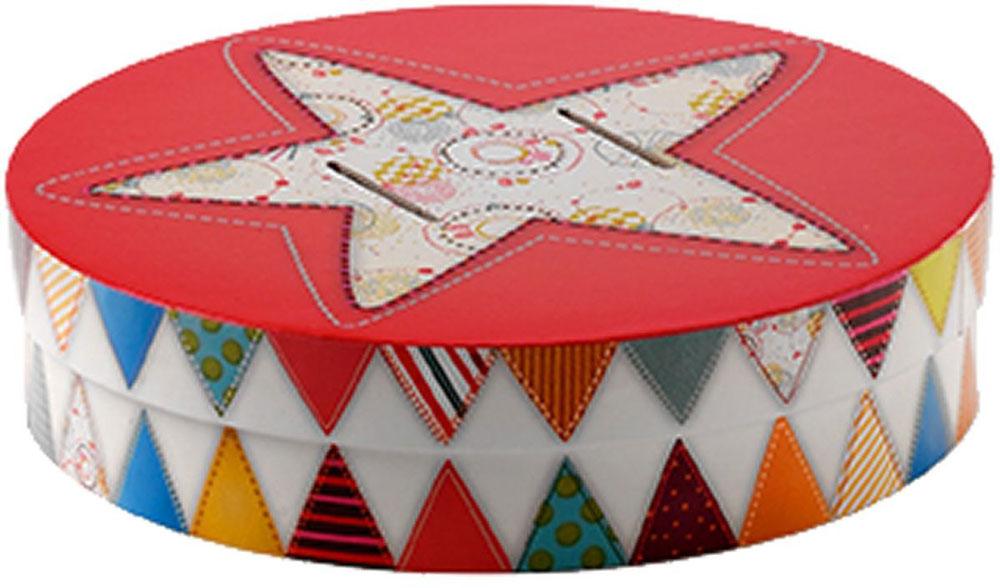 Lilliputiens 3D Пазл для малышей В гостях у цирка! флексика пазл для малышей геометрия цвет основы красный
