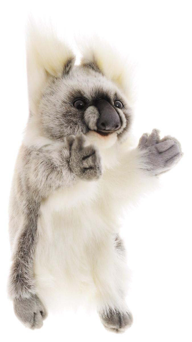 Hansa Мягкая игрушка на руку Коала развивающие игрушки tolo toys коала первые друзья