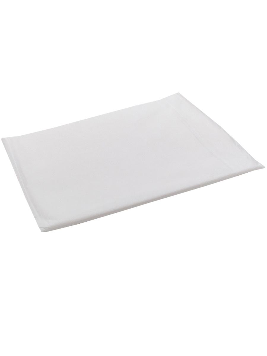 Простыня СМС белый 200 х 80 см, 50 шт./уп. igrobeauty простыня 70 х 200 см спанлейс 50 г м2 цвет белый 10 шт простыня 70 х 200 см спанлейс 50 г м2 цвет белый 10 шт 10 шт