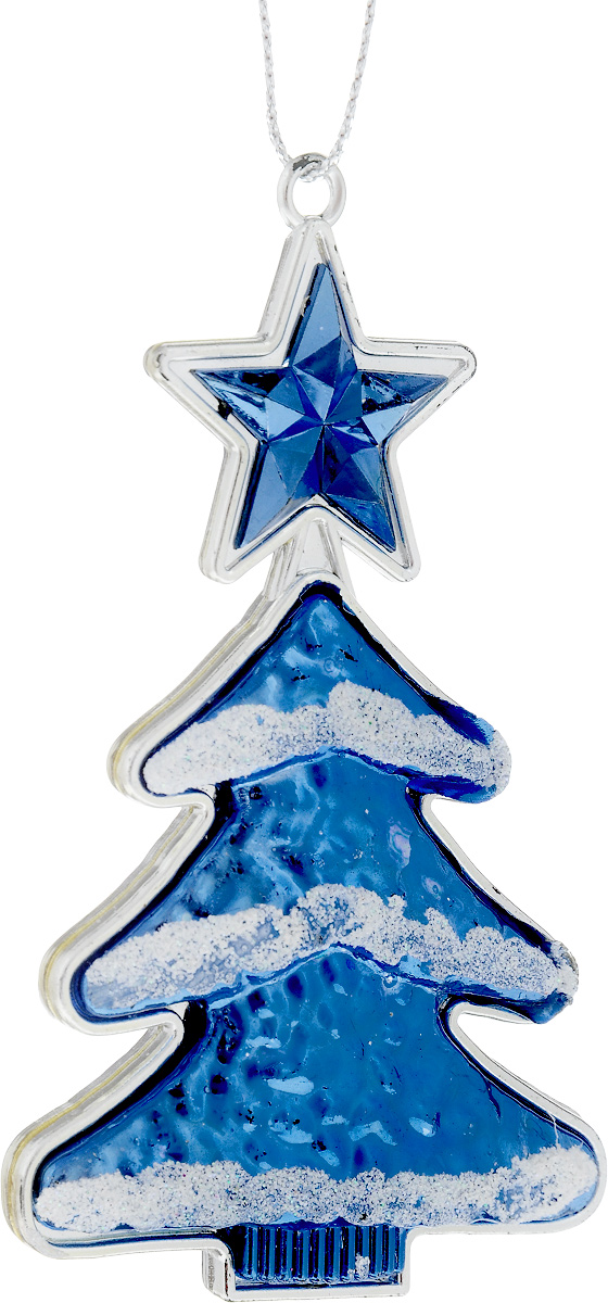 Украшение новогоднее подвесное House & Holder Елка, высота 10 смDP-C30-076Новогоднее подвесное украшение House & Holder Елка выполнено из пластмассы. С помощью специальной петельки украшение можно повесить в любом понравившемся вам месте. Но, конечно, удачнее всего оно будет смотреться на праздничной елке.Елочная игрушка - символ Нового года. Она несет в себе волшебство и красоту праздника. Создайте в своем доме атмосферу веселья и радости, украшая новогоднюю елку нарядными игрушками, которые будут из года в год накапливать теплоту воспоминаний.Размер: 6 х 1 х 10 см.