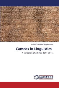 Cameos in Linguistics the stylistic identity of english literary texts