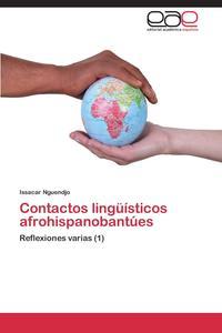 Contactos linguisticos afrohispanobantues