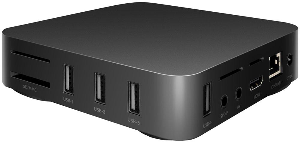 IconBIT XDS84K медиаплеер - Медиаплееры