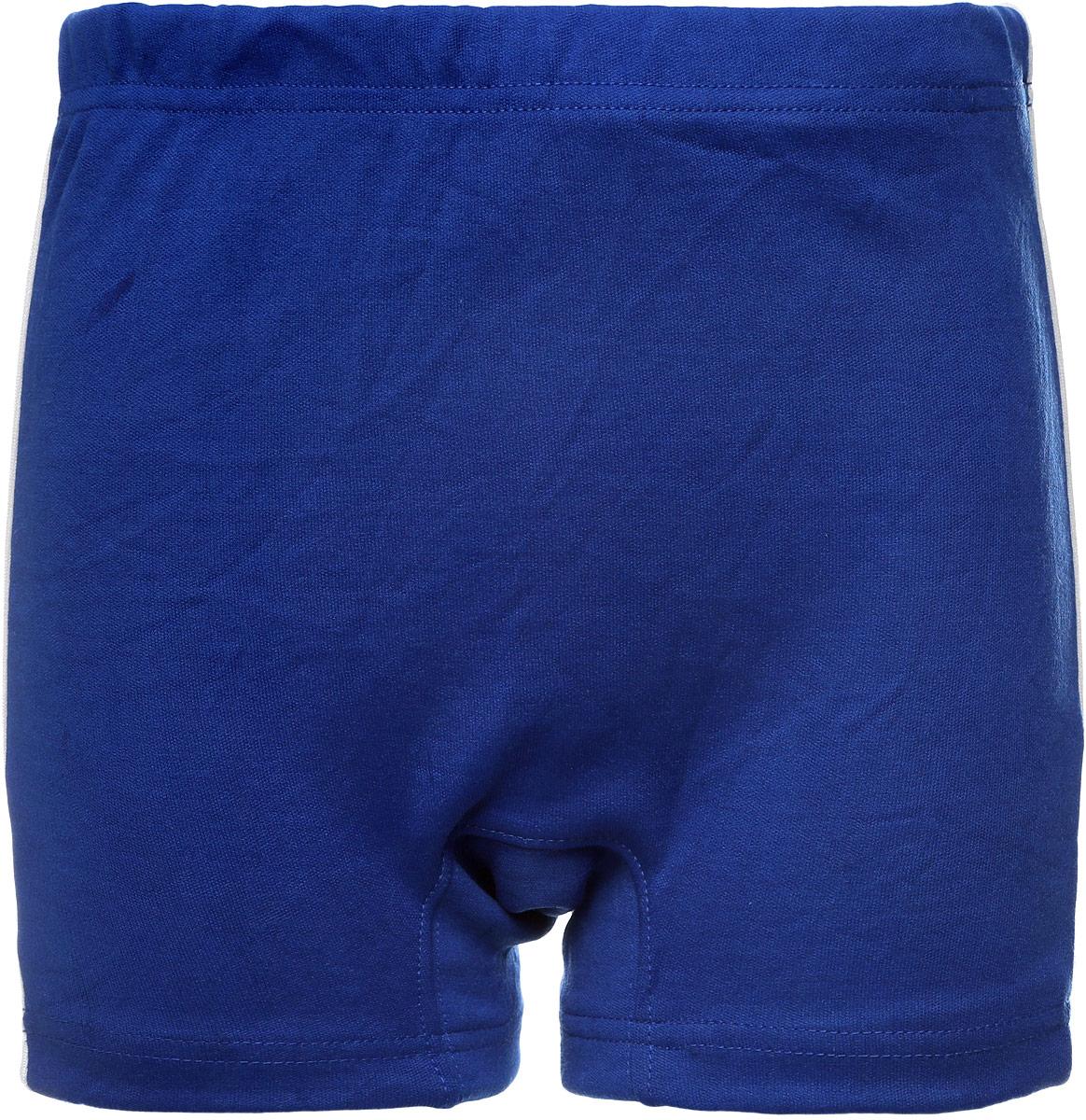 Шорты детские для самбо Green Hill, цвет: синий. SS2006234. Размер 0/130 (32-34)