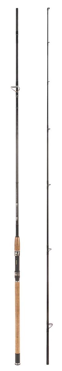 Удилище спиннинговое Daiwa Crossfire, штекерное, 3 м, 10-40 г54172Удилище спиннинговое Daiwa Crossfire убедительно во всех своих характеристиках. Изделие идеально сбалансировано и прекрасно подходит для ловли на блесну. Бланк премиум качества из плетеного графитового волокна демонстрирует великолепное соотношение цены и качества. Удилище оснащено кольцами из оксида титана, пробковой рукояткой, чувствительным бланком из графитового волокна.