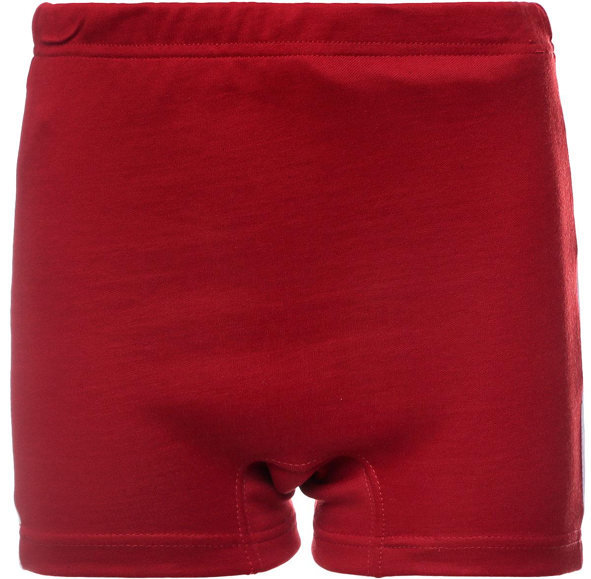 Шорты детские для самбо Green Hill, цвет: красный. SS2005130. Размер 00/120 (28-30)