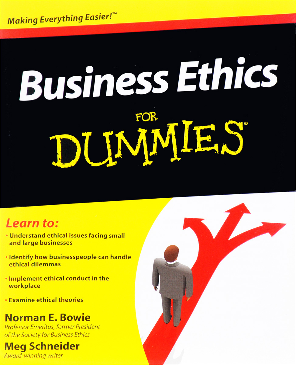 Business Ethics for Dummies купить