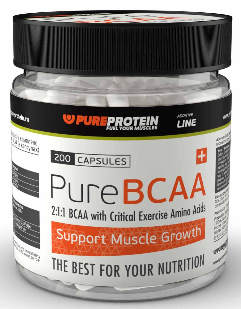 Аминокислоты PureProtein
