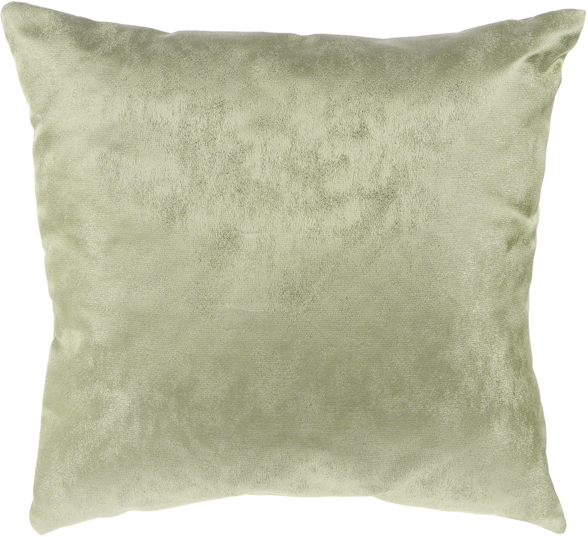 Подушка декоративная KauffOrt Магия, цвет: зеленый, 40 x 40 смBL-1BДекоративная подушка Магия прекрасно дополнит интерьер спальни или гостиной. Приятный на ощупь чехол подушки выполнен из полиэстера. Внутри находится мягкий наполнитель. Чехол легко снимается благодаря потайной молнии в тон ткани. Красивая подушка создаст атмосферу уюта и комфорта в спальне и станет прекрасным элементом декора.