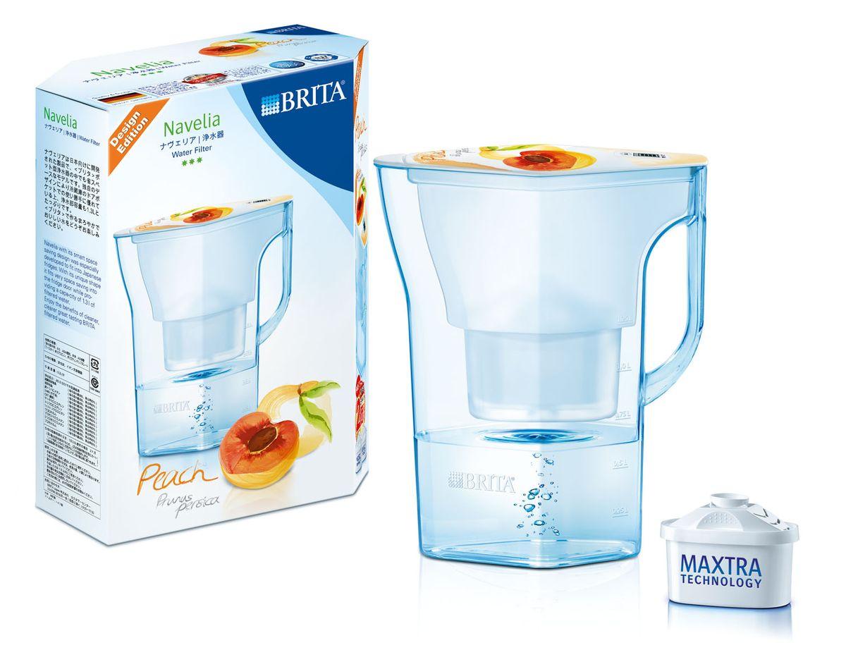 Фильтр-кувшин Brita  Навелия. Персик , 2,3 л - Фильтры для воды