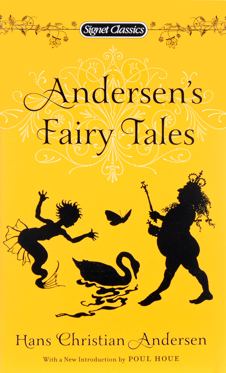 Andersen's Fairy Tales tales of the amber sea
