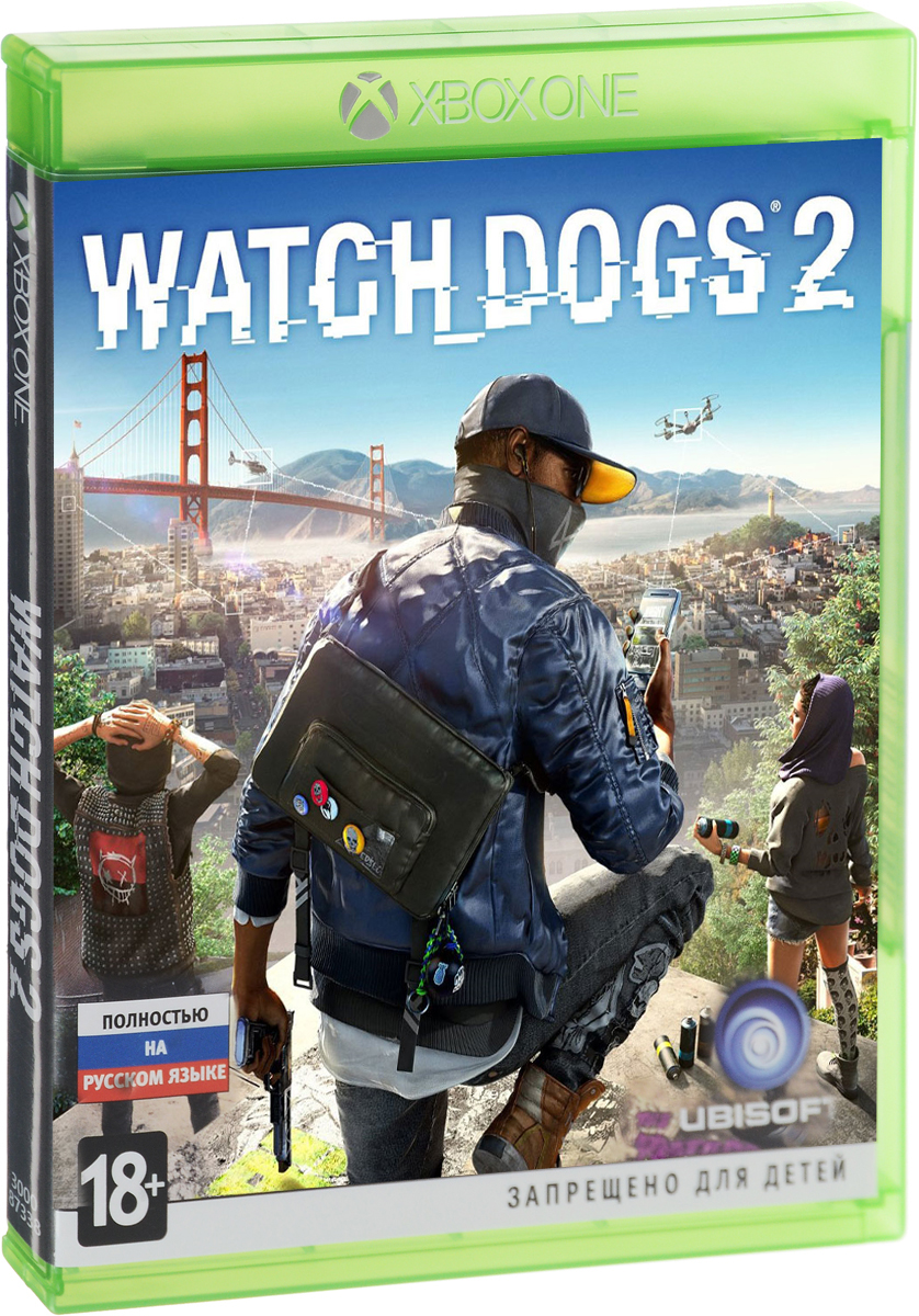 Zakazat.ru Watch Dogs 2 (Xbox One)