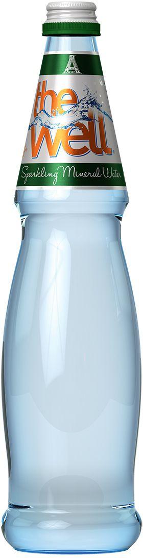 Well Sparkling вода газированная минеральная столовая природная, 0,5 л4850006310117Употребление воды Well Sparkling поможет привести в норму водно-минеральный обмен организма, стимулирует систему пищеварения, благодаря сбалансированному природному минеральному составу.Хранить в защищенном от солнца помещениях при Т от +5 до +20°С.