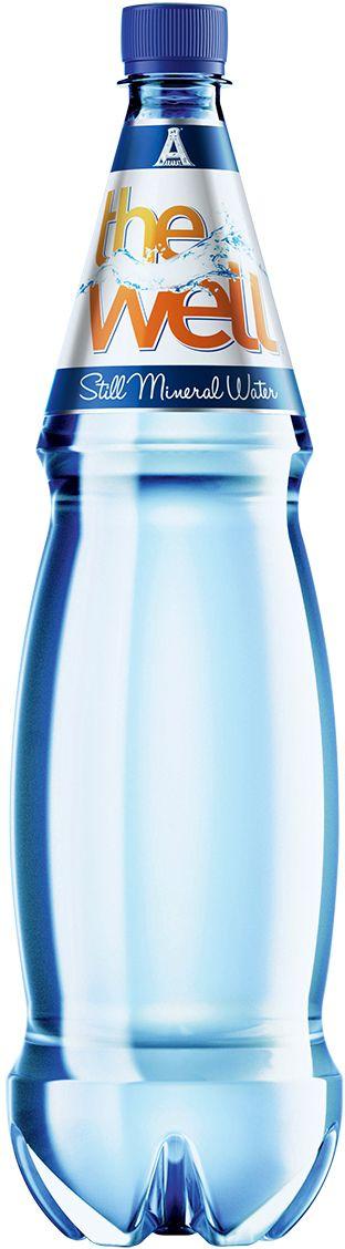 Well Still вода негазированная минеральная столовая природная, 1,5 л evian вода минеральная evian без газа 1 5 л