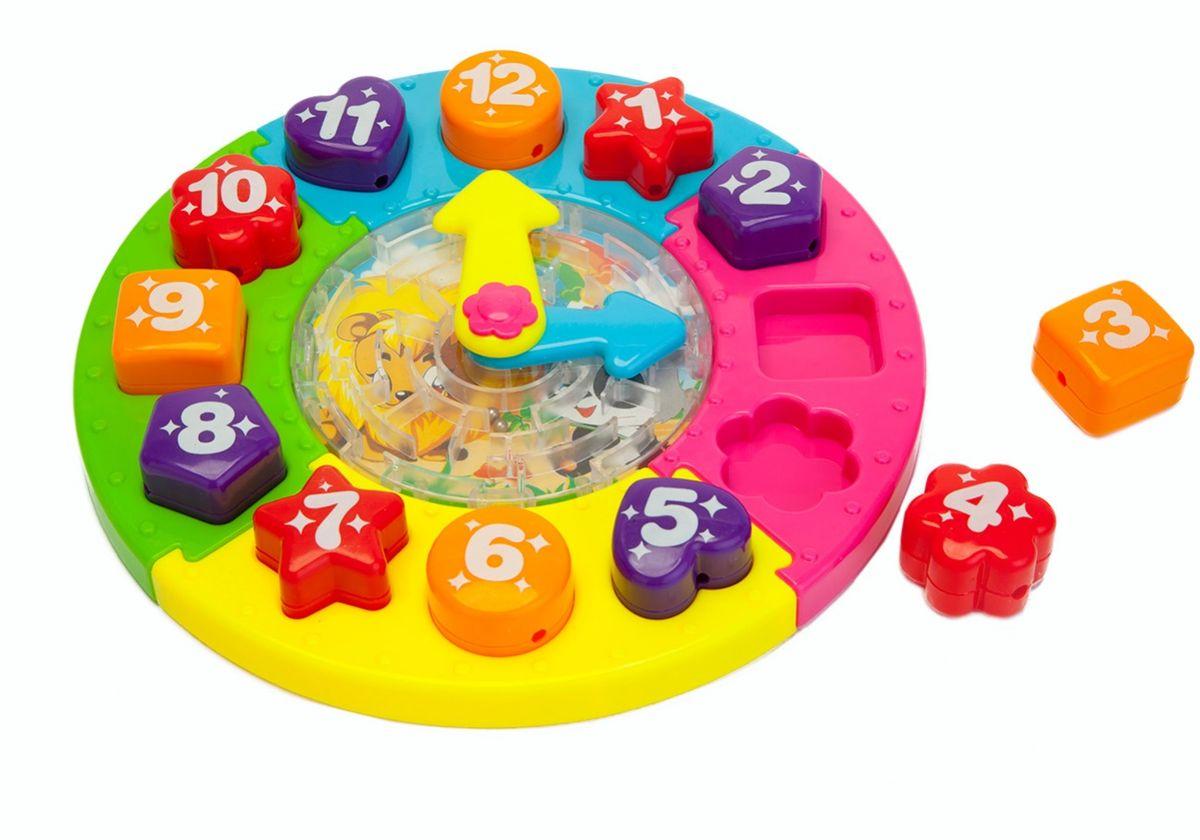 Bradex сортер-пазл Часы Учимся играя с лабиринтом блэкедж а я считаю до пяти учимся играя