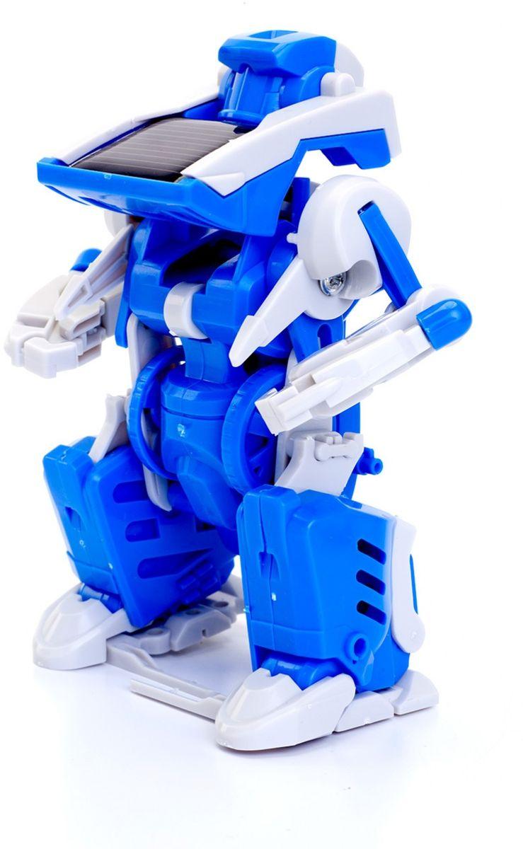 Bradex Конструктор 3 в 1 Робот-трансформер на солнечной батарее конструктор bradex трек трейн сэт