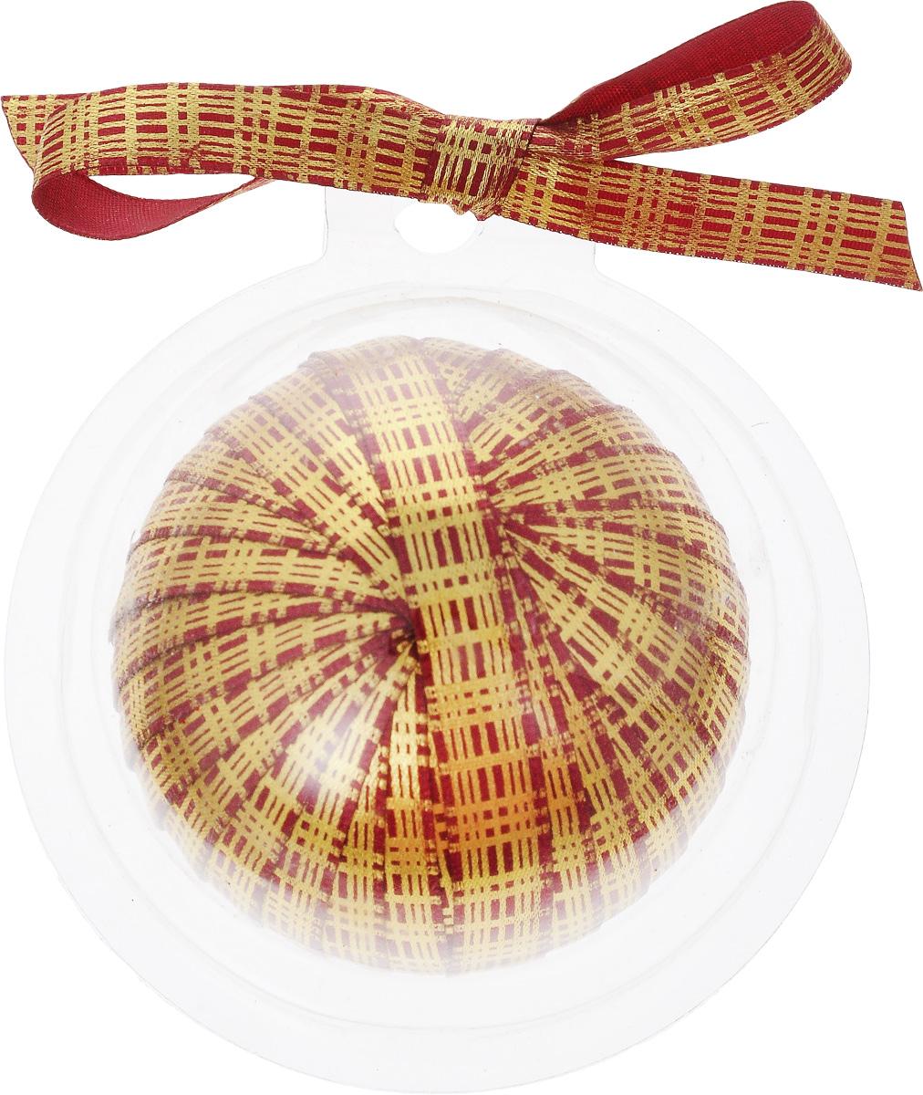 Лента новогодняя Winter Wings, цвет: бордовый, золотой, 1 см х 3 мPW1071_бордовый, золотойДекоративная лента Winter Wings выполнена из полиэстера. Она предназначена для оформления подарочных коробок, пакетов. Кроме того, декоративная лента с успехом применяется для художественного оформления витрин, праздничного оформления помещений, изготовления искусственных цветов. Декоративная лента украсит интерьер вашего дома к праздникам.Ширина ленты: 1 см.