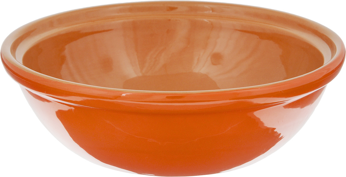 Салатник Борисовская керамика Модерн, цвет: кирпичный, оранжевый, 500 млРАД14456945_кирпичный, оранжевыйСалатник Борисовская керамика Модерн выполнен из высококачественной керамики. Он придется по вкусу каждому и порадует вас и ваших близких. Салатник Борисовская керамика Модерн идеально подойдет для сервировкистола и станет отличным подарком к любому празднику.Можно использовать в духовке и микроволновой печи. Диаметр (по верхнему краю): 17,5 см.Высота: 5,5 см.Объем: 500 мл.
