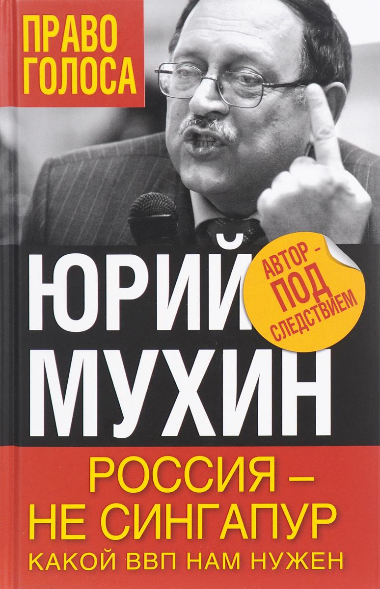 Юрий Мухин Россия - не Сингапур. Какой ВВП нам нужен