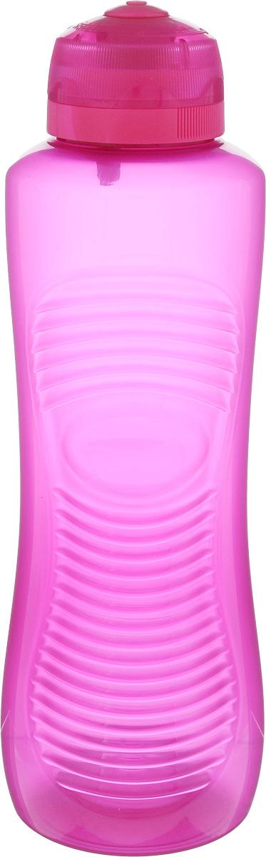 Бутылка для воды Sistema Twist n Sip, цвет: пурпурный, 800 мл850_пурпурныйИдеальное решение для активных людей и любителей спорта. Бутылка Twist n Sip – удобно пить на ходу, просто поверните крышку. Гигиенично – безконтактное открытие и закрытие питьевого клапана. Удобно держать в руке – специальная форма бутылки. Подходит для использования в холодильнике и морозильной камере. Можно использовать в микроволновой печи без крышки. Легко моется – можно мыть в посудомоечной машине в верхней корзине. Безопасный – не содержит бисфенол А и фталаты. Разработано и произведено в Новой Зеландии.