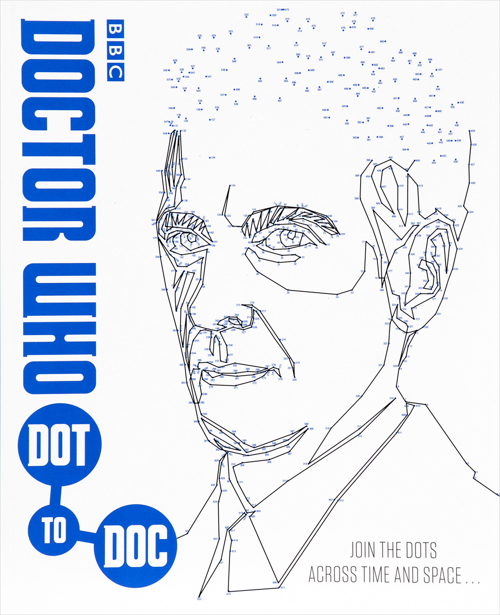 Doctor Who: Dot-to-doc: Join the Dots Across Time and Space...