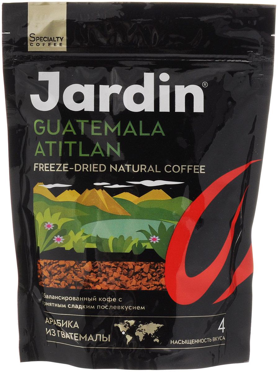 Jardin Guatemala Atitlan кофе растворимый, 75 г (м/у)