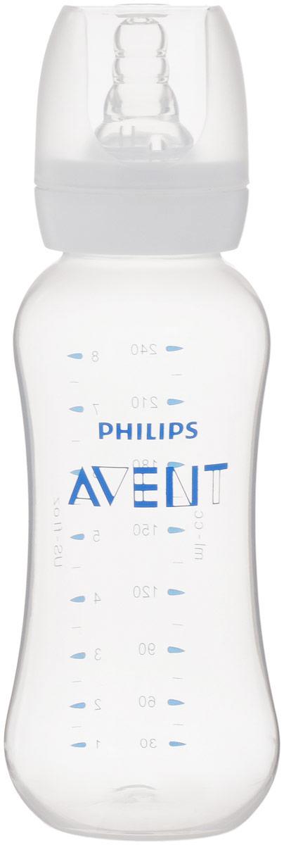 Philips Avent Бутылочка для кормления Standard от 3 месяцев 240 мл SCF971/17