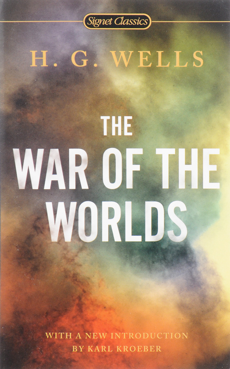 War of the Worlds, The the war of the worlds and the war in the air