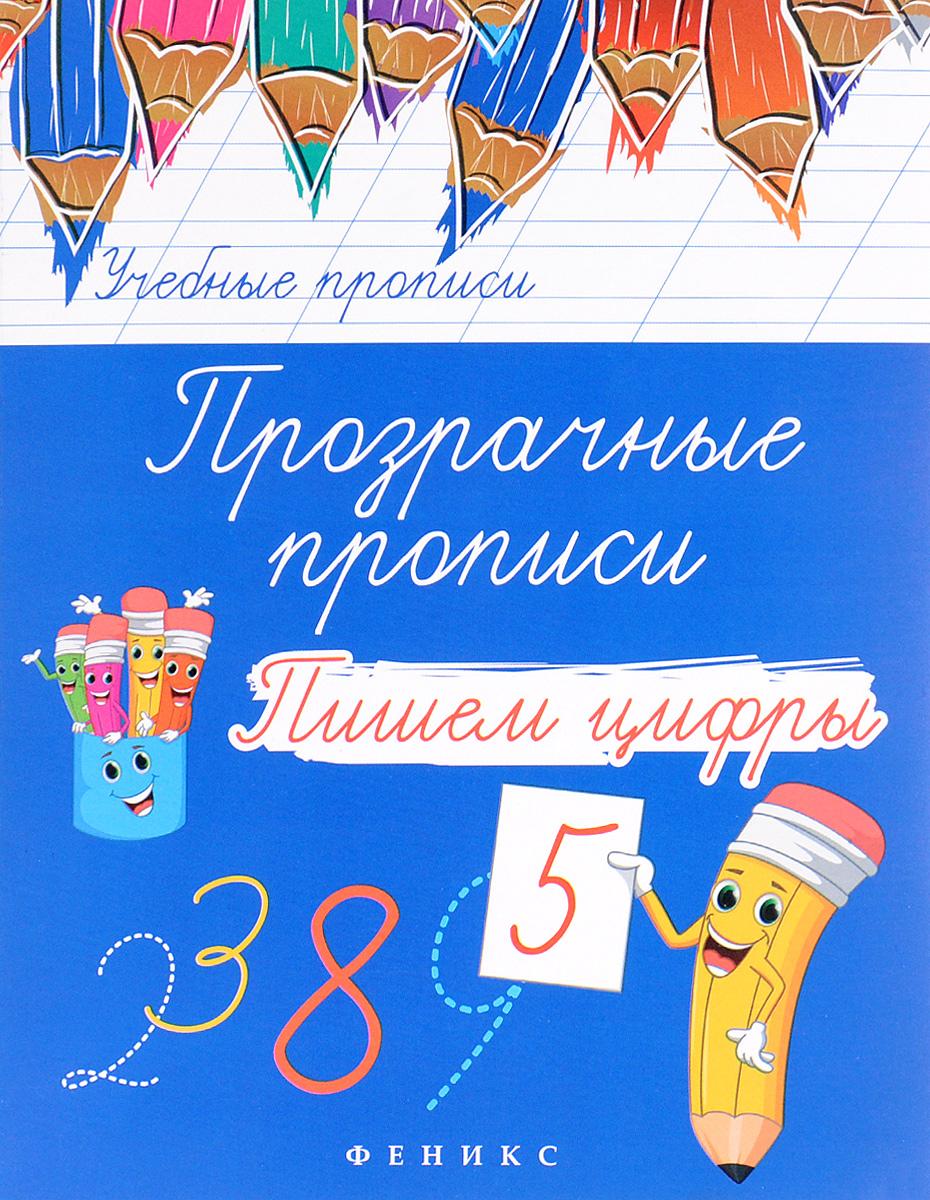 Zakazat.ru: Прозрачные прописи. Пишем цифры